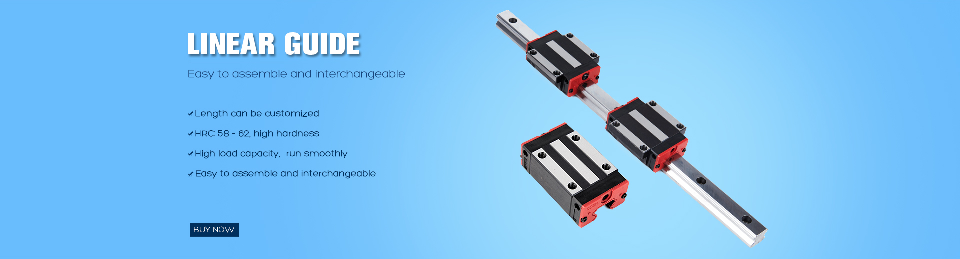 Square Linear Guide