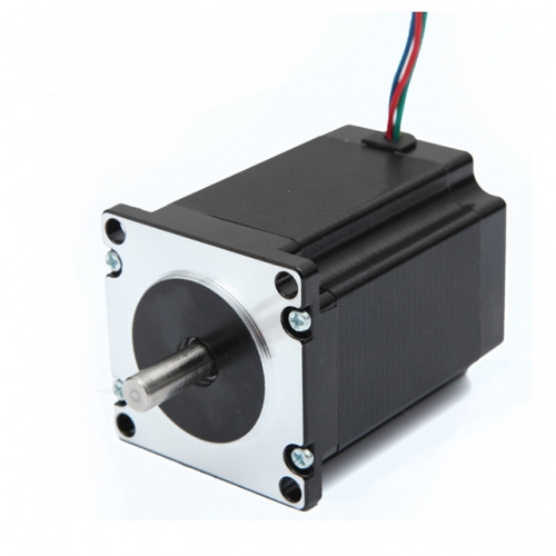 stepper motor NEMA23 76mm 3.0A 2N.m 57HS76-3004A08-D21-05
