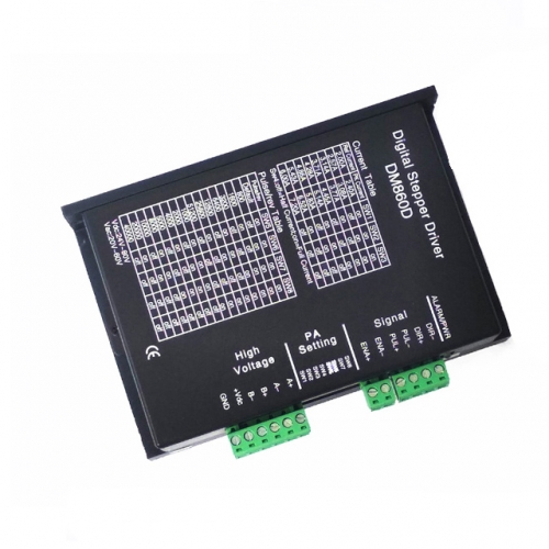 2-Phrase Digital Stepper Driver DM860D for NEMA34 stepper motor